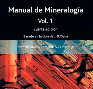 Manual de mineralogia volumen 1 - Klein - Hurlbut - geolibrospdf
