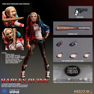Dotazione completa per Harley Quinn
