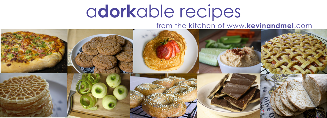 Adorkable Recipes