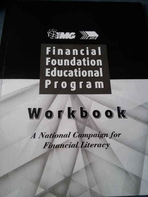 IMG's Financial Foundation Educational Program Workbook