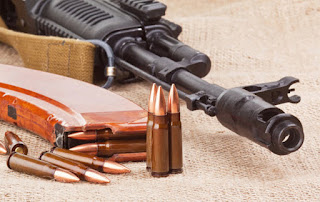 why the ak-47 rifle is so popular