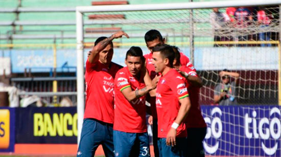 Video Wilstermann 5 - Oriente Petrolero 1