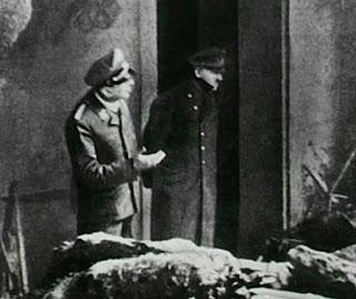 اخر صورة لهتلر