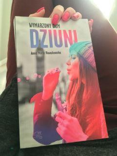 """""""Wymarzony dom Dziuni"""" Anna Maria Nowakowska, fot. by paratexterka ©"""