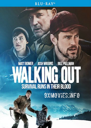 Walking Out 2017 English Bluray Movie Download