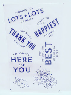 stampin up free stamp set with card kit