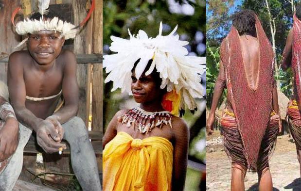 tanah kaya di timur Indonesia yang sangat mempesona Filosofi Baju Adat Papua dan Keterangannya