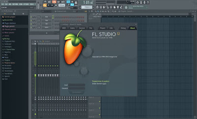 FL Studio 12 full crack use Reg ke