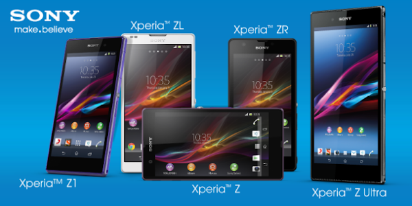 Sony rolls out Android 5.0.2 updates for Xperia Z and Xperia Z1 series devices