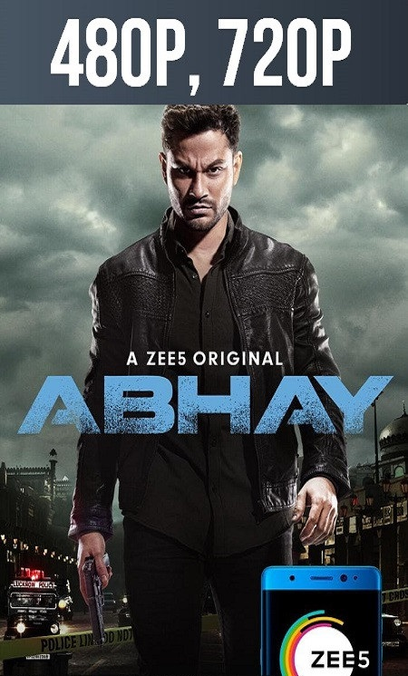 Abhay (2019) Hindi Zee5 [EP03] 150MB HDRip 480p x264