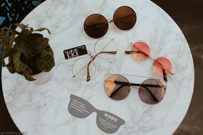 Japanese Fashion Blogger,Mizuho K,20170720 SS2017 zeroUV sunglasses