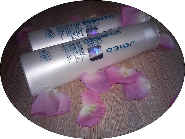 Joico Curl Cleansing Shampoo - szampon joico do włosów kręconych