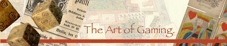 THE ART OF GAMING.  ((( a blog mainly about board-, miniature-, roleplaying games & comics. )))