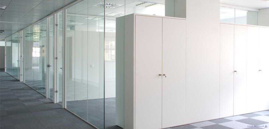 Ventajas de instalar cerramientos interiores for Cerramientos de interiores