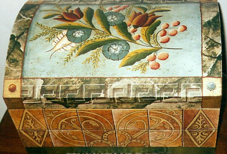 Guache atelier pintura decorativa for Pintura decorativa efeito marmore