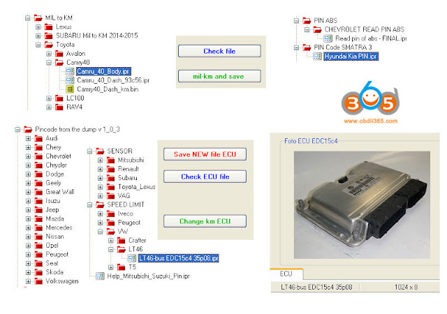 Care U car » ECU chip tuning tool