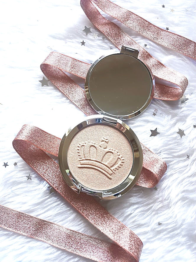BECCA Royal Glow Swatches
