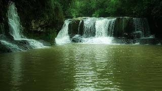 Cascata da Colônia Monge, em Rolante