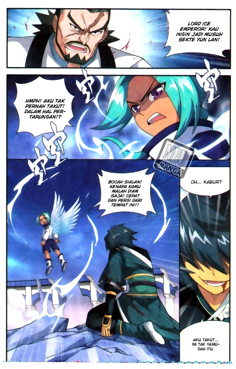 Battle Through the Heavens Chapter 89-29