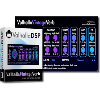 ValhallaDSP - Valhalla VintageVerb Full version