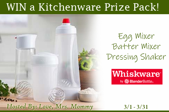 Whiskware Giveaway