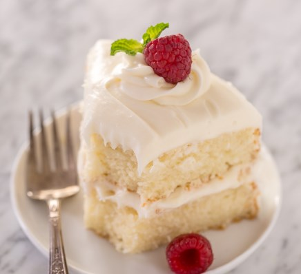 BEST WHITE CAKE RECIPE