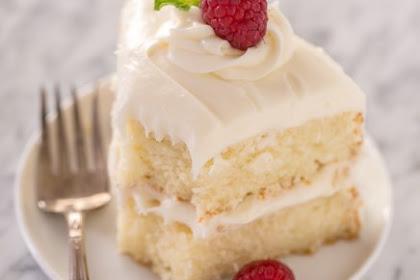 BEST WHITE CAKE RECIPE