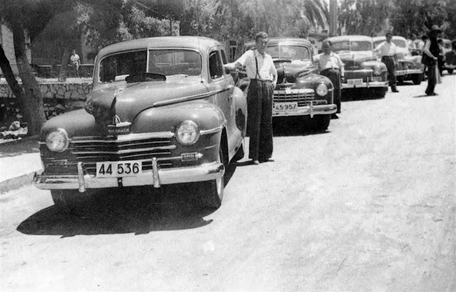 Athens+Xolargos+Taxis+1952