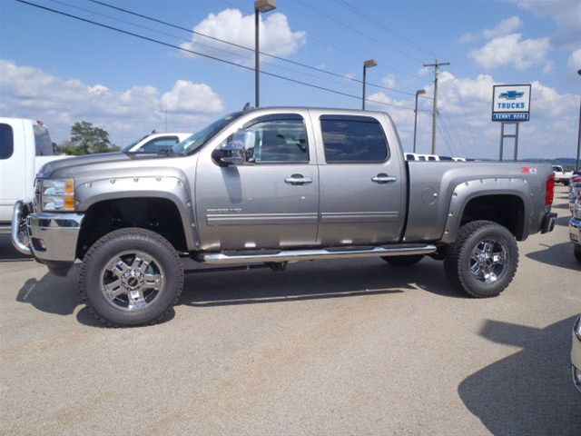 Truck Conversions For Sale 2013 Chevy 2500hd Diesel Lifted