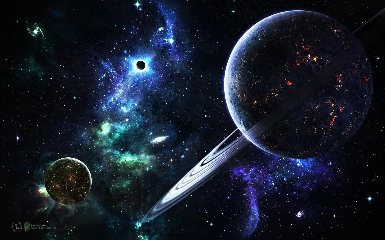 Space Demonic Art Hd Wallpaper: Wallpapers HD: Space Art Wallpapers Hd Excelente Calidad