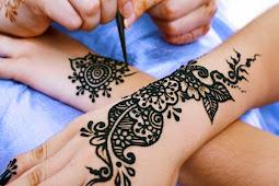 Bahaya Tato Henna, Sebabkan Keracunan dan Kerusakan Kulit
