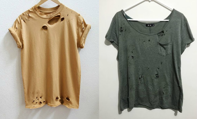 Illustriously bossy gifts for her for Custom t shirts distressed