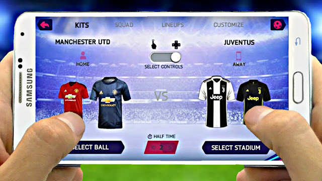 FIFA 19 MOD FIFA 14 Android Offline New Menu Best Graphics