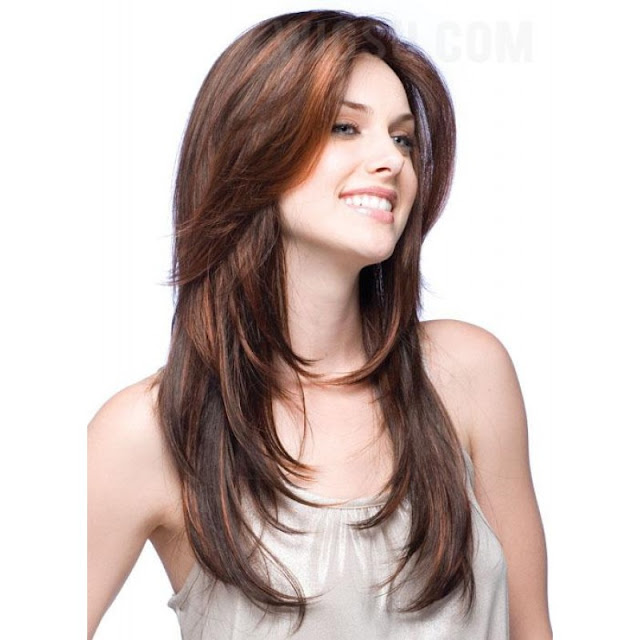 Frisur Fur Mittellanges Glattes Haar – Trendige Frisuren 2017 Foto