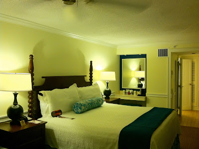 King and Prince Resort St Simons Guestroom