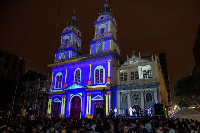 Epson Mapping Challenge se desarrolló en Guayaquil