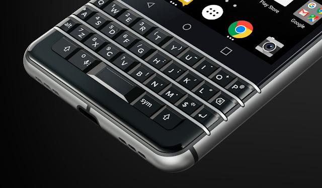 Chính thức ra mắt BlackBerry KeyOne: cấu hình tầm trung, giá 549 USD