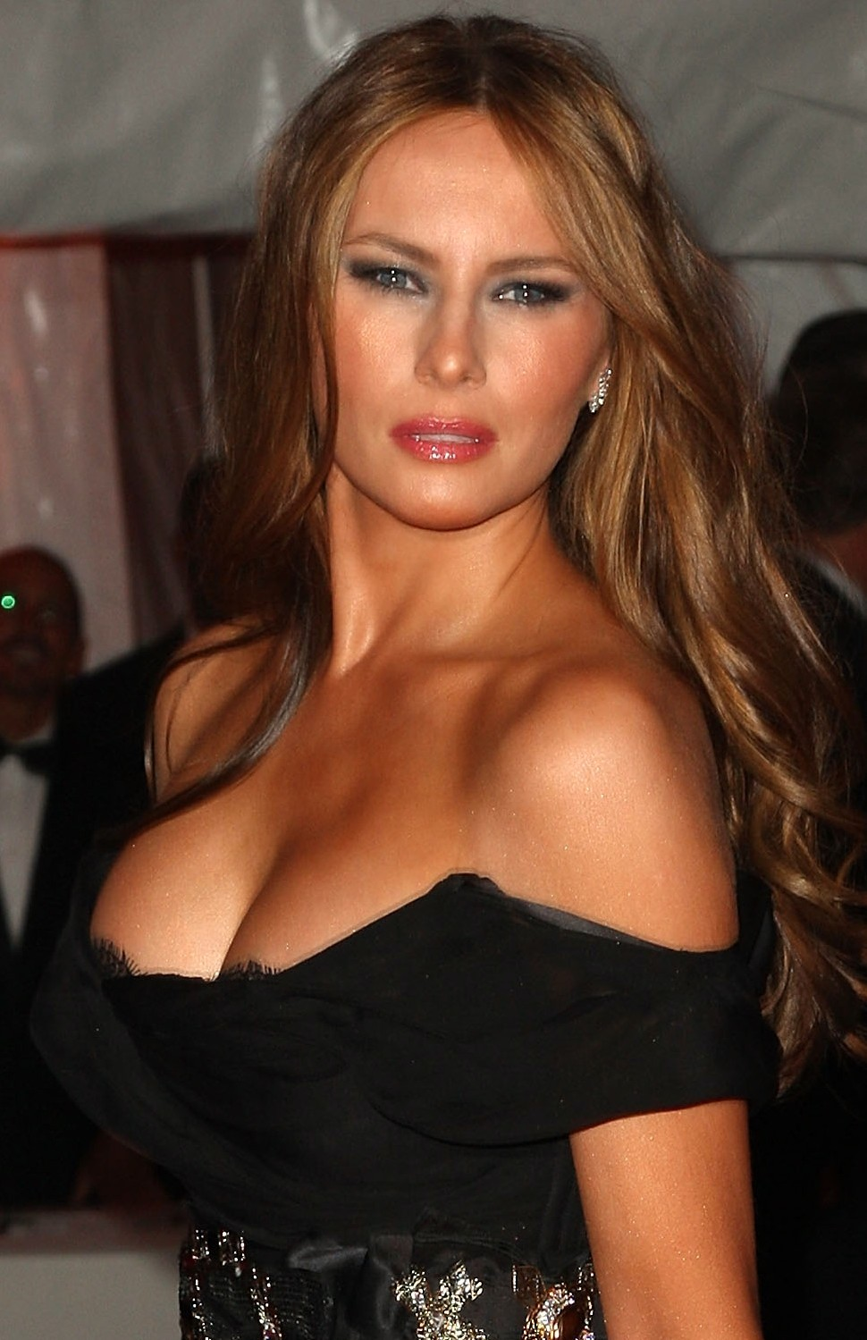 The First Lady Naked