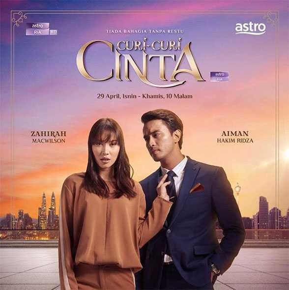 Permalink to Drama Curi-Curi Cinta Episod 10