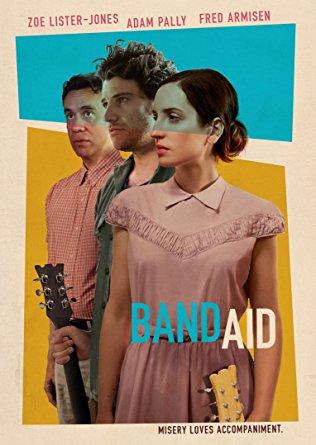 Band Aid [2017] [DVDR] [NTSC] [Latino]