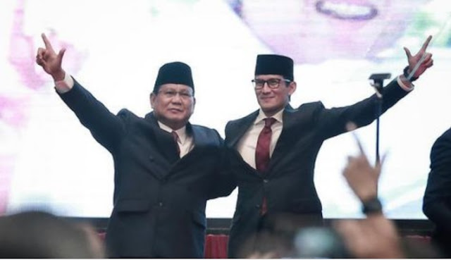 Jurkam Jokowi: Pidato Retorik Prabowo Tak Jabarkan Solusi