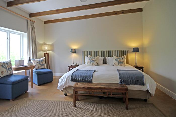 Zimmer im Spier Hotel, Stellenbosch