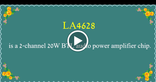 On-semi amplifier power IC introduce