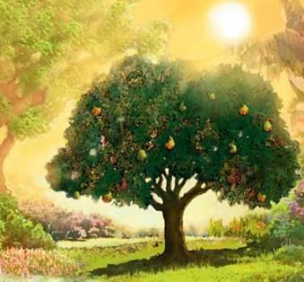 Secretos ocultos la biblia la realidad del ed n for Jardin querubines