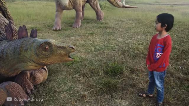 Jurassic Park di Indonesia