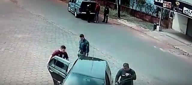 VíDEO: irmãos desaparecem após abordagem do DOF