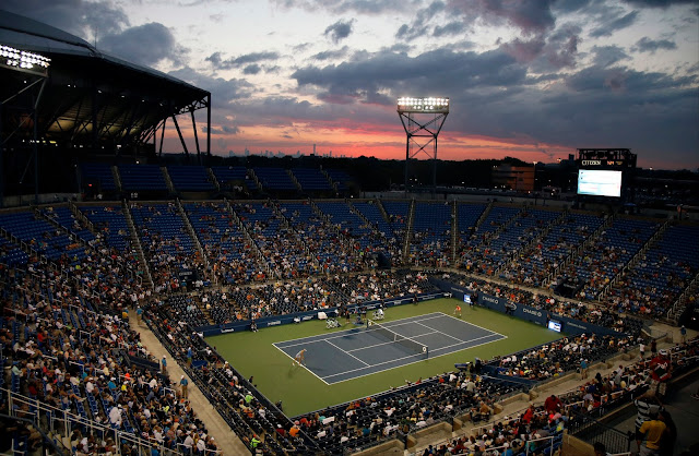 US Open 2017 Stadium