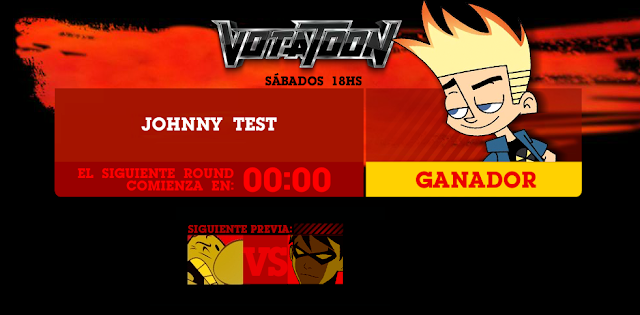 Votatoon - Johnny Test