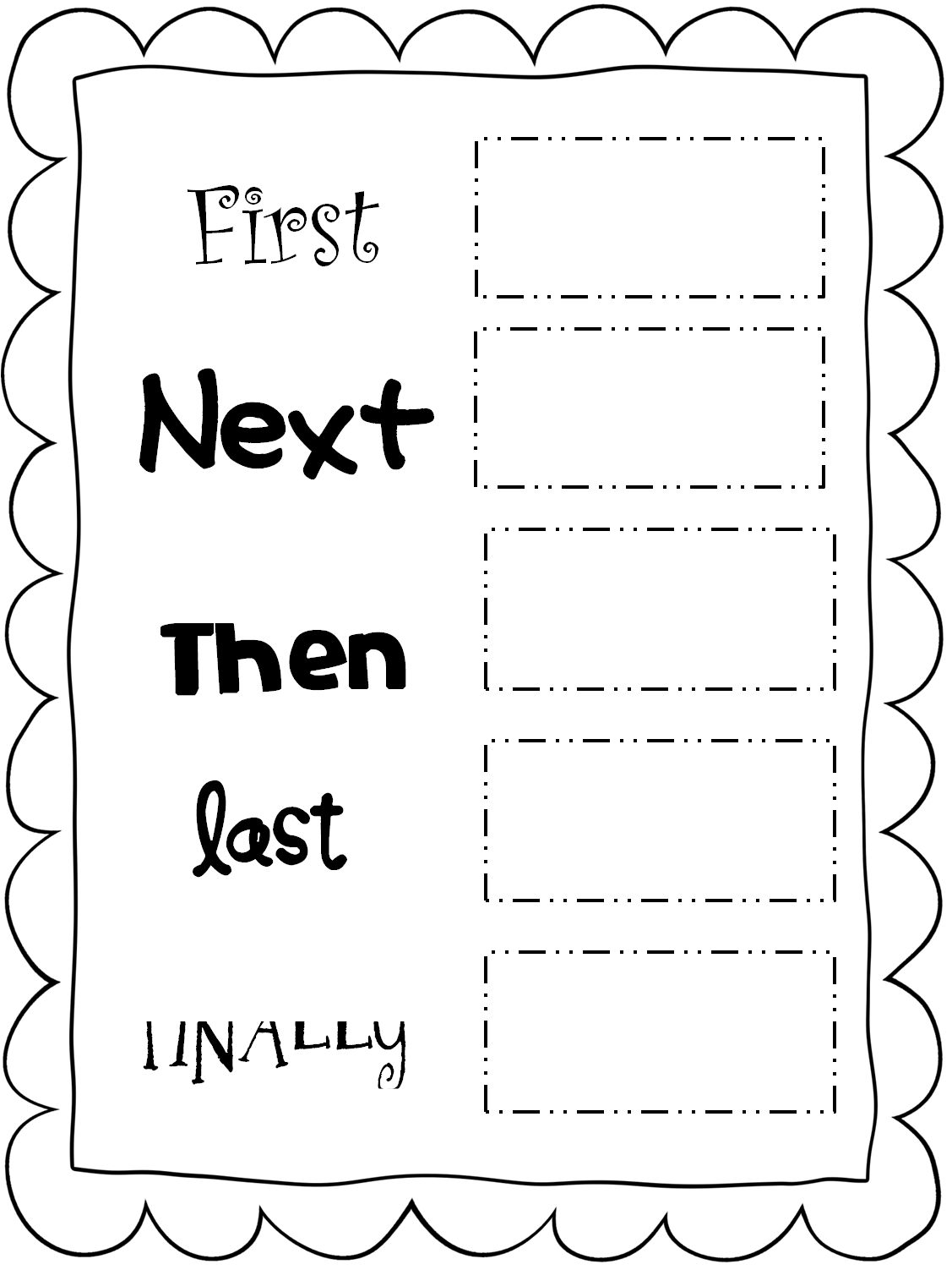 Teaching Sequencing And A Freebie