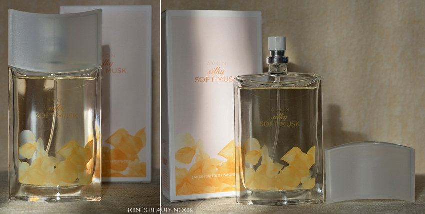 avon silky soft musk edt fragrance